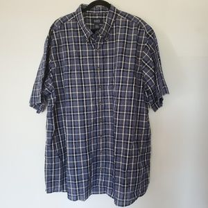 3for$25 harbor bay 2xl tall button down tee shirt